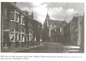5b. Blik op Molenstraat en duitse klooster kopy