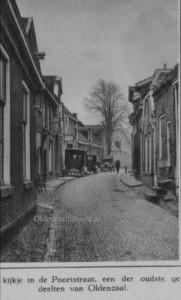 Poortstraat 1950
