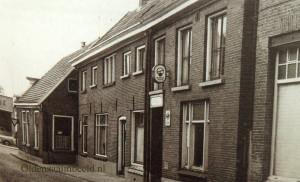 Poortstraat kijk op Monninkhof