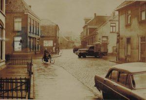 Kruispunt Deurningerstraat Henelosestraat